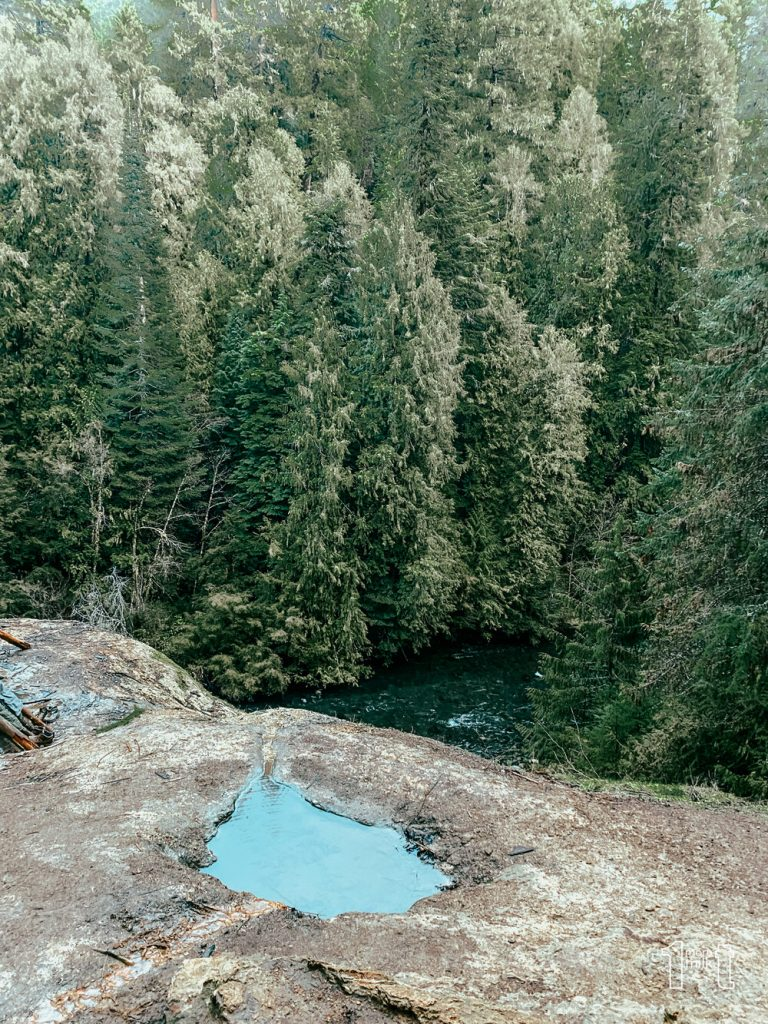 Umpqua Hot Springs oregon 俄勒岡天然溫泉