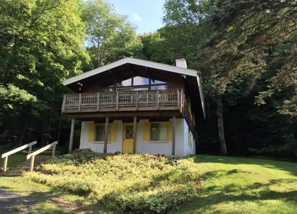 hunter mountain airbnb