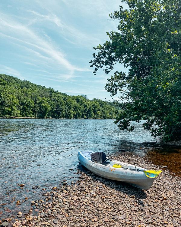 紐約周邊夏日好去處 Delaware River Rafting漂流泛舟 近費城