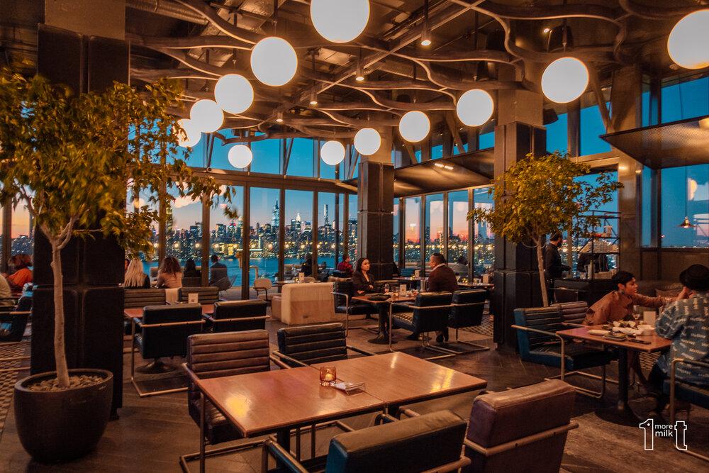Westlight nyc rooftop bar