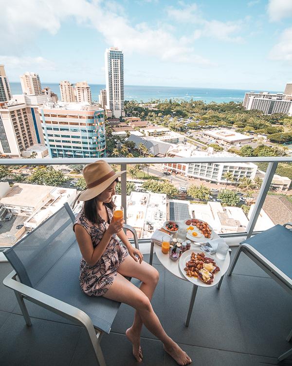 夏威夷住宿 The Ritz-Carlton Residences, Waikiki Beach 麗茲卡爾頓酒店